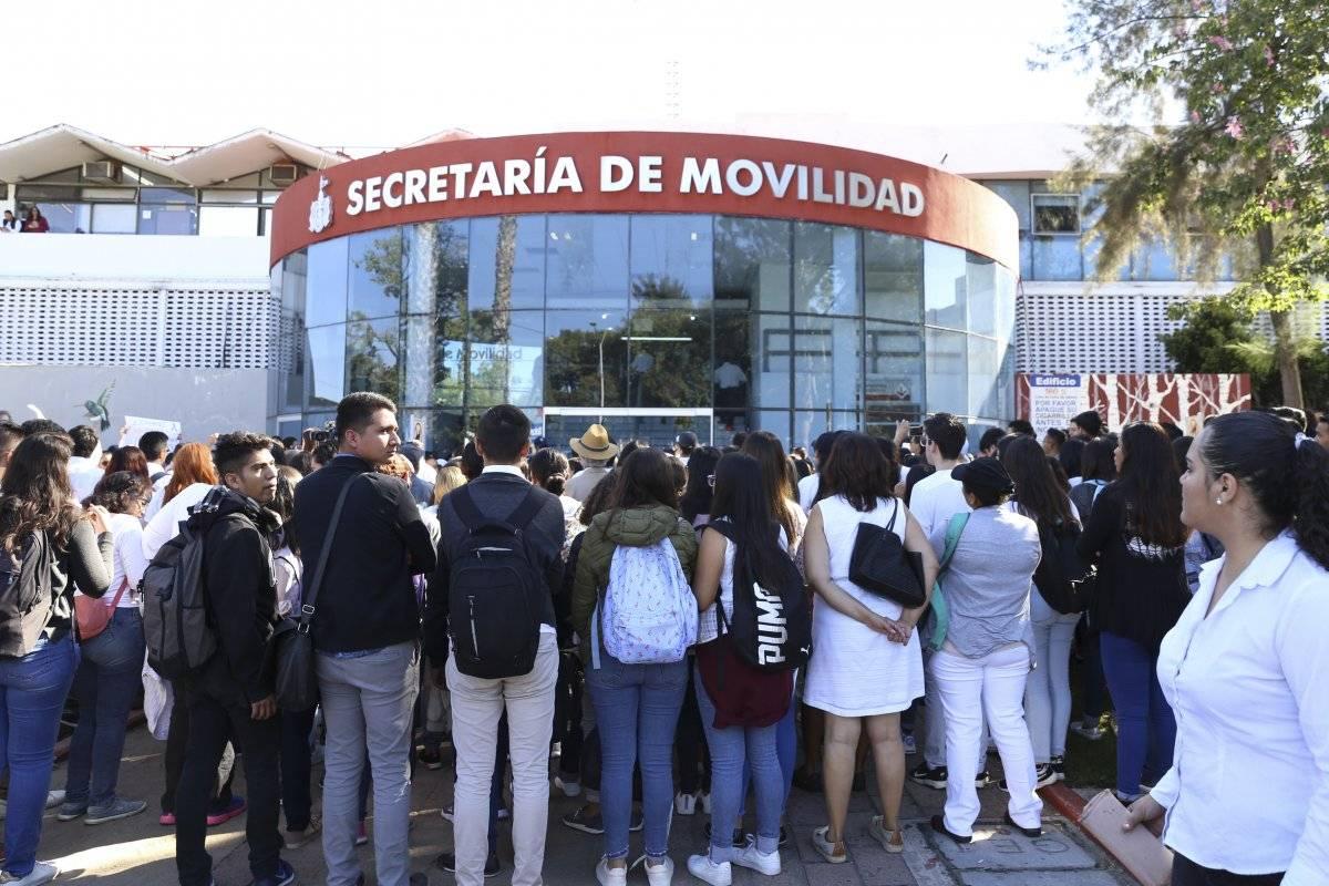 Sancionan a ruta que causó atropello de una estudiante de la UdeG