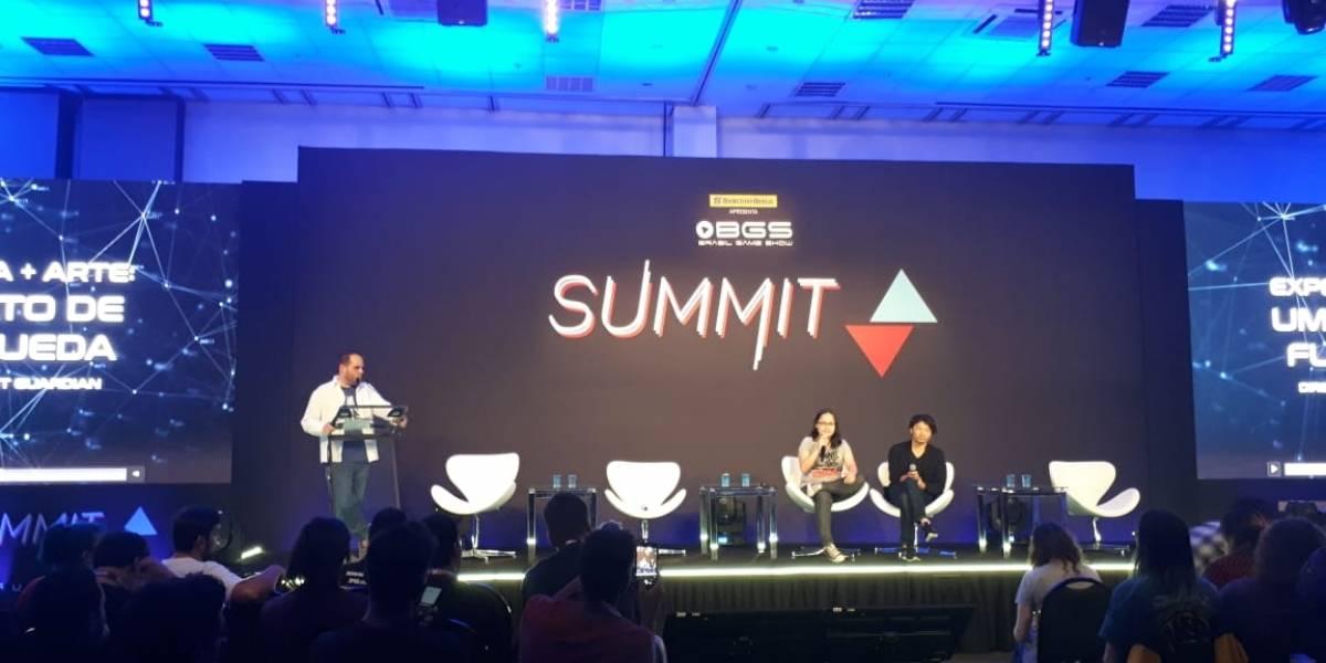 BGS Summit: 'Os jogos encorajam a encarar realidade', diz Fumito Ueda