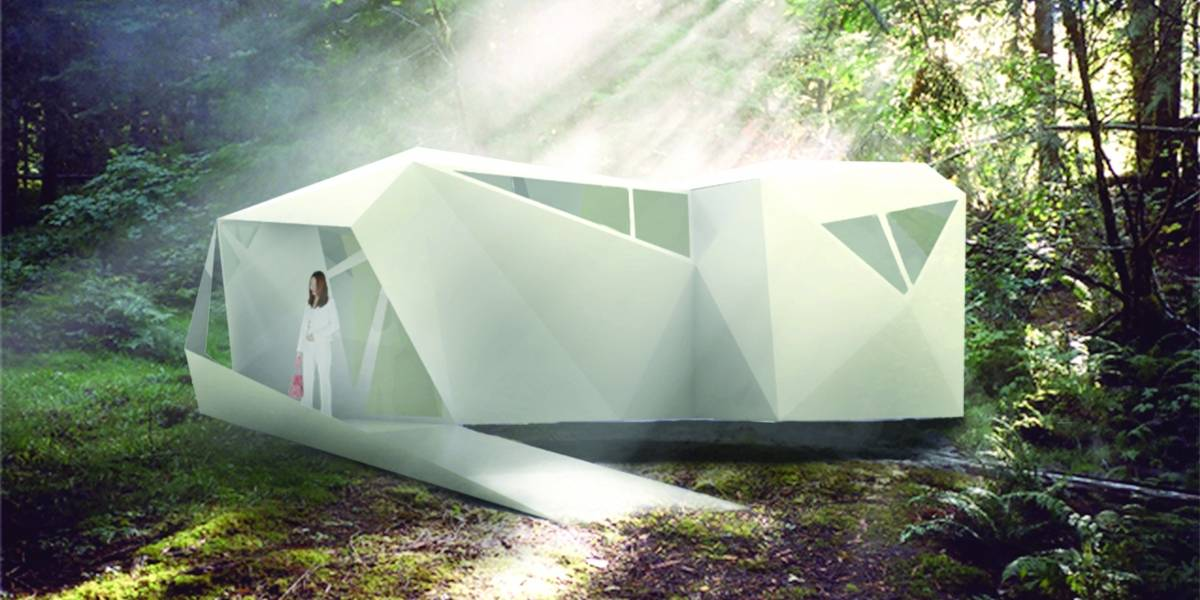 Cuando la forma arquitectónica es una consecuencia de la energía