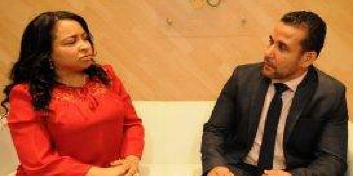 Maritza Ortiz y Orlando Cruz: árbitros RD en JJOO de la Juventud