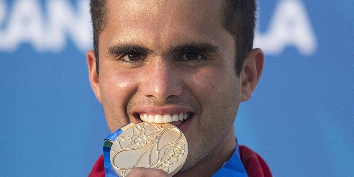 Iván García, con la mira en el Premio Nacional del Deporte