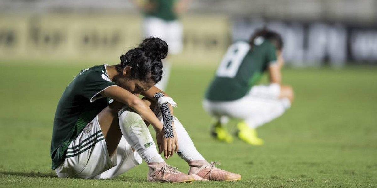Tri femenil queda fuera del Mundial de 2019
