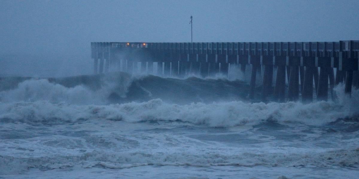 Furacão Michael sobe para categoria 4 e Flórida se prepara para ondas gigantes e vendaval