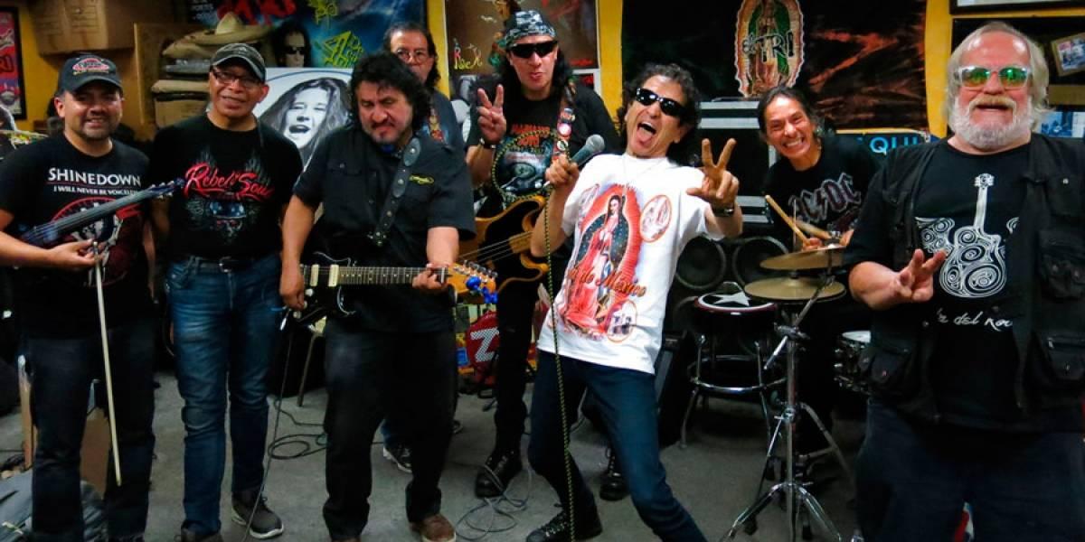 Alex Lora: El verdadero rock tiene que decir cosas ciertas