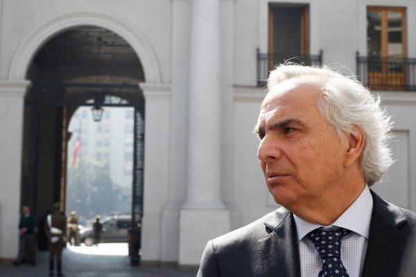 Andrés Chadwick pidió una Ley Antiterrorista más eficaz