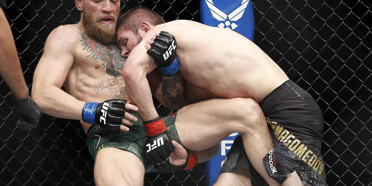 VIDEO: Revelan el posible motivo por el que Khabib agredió al séquito de McGregor