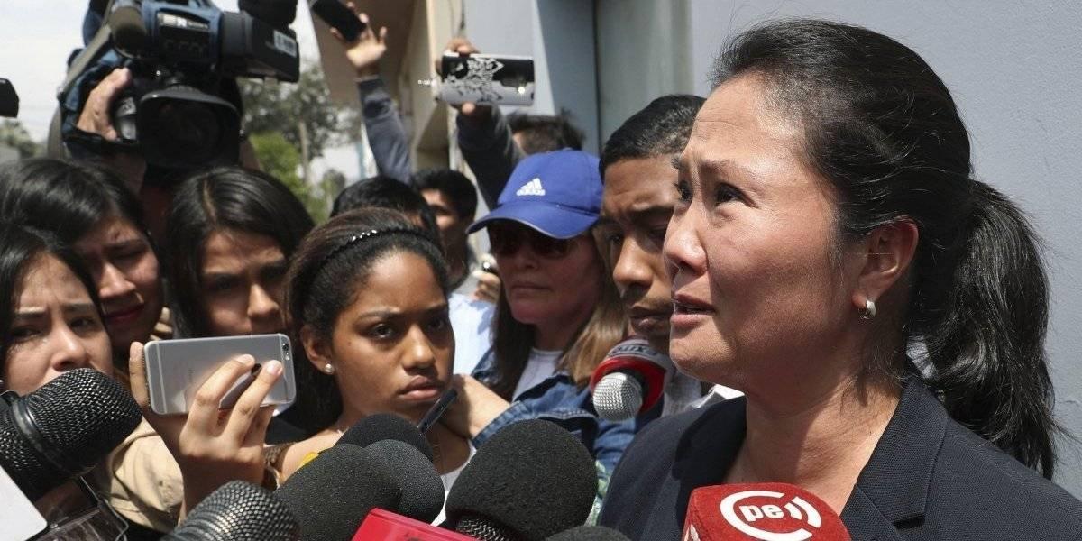 Keiko Fujimori: ex candidata presidencial es arrestada por presunto lavado de activos en Perú