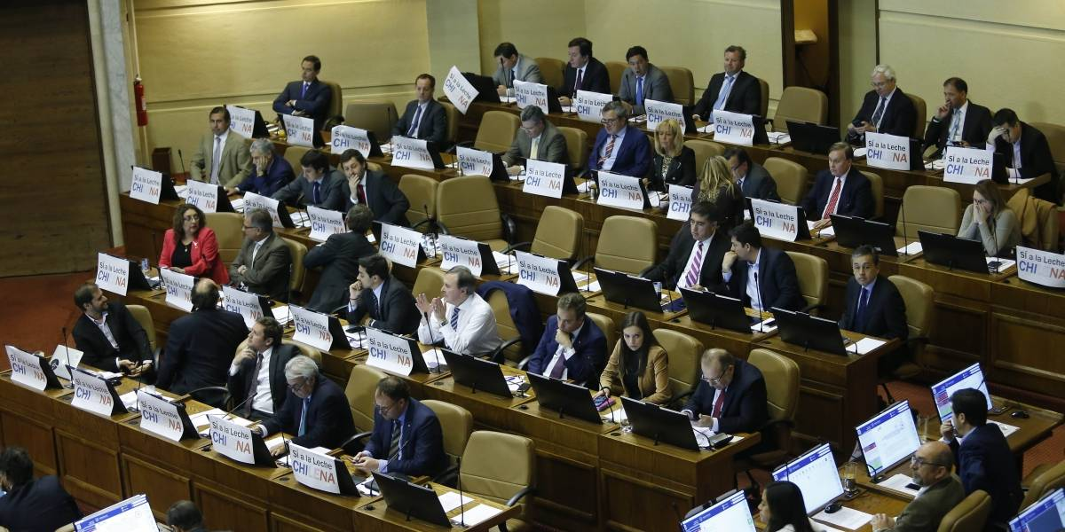 Senado aprobó en general el proyecto contra nepotismo: Ahora espera indicaciones