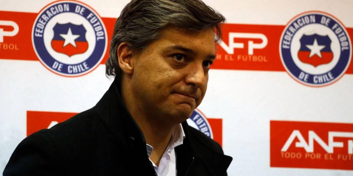 El continuismo tiene candidato: Sebastián Moreno confirma postulación a la presidencia de la ANFP