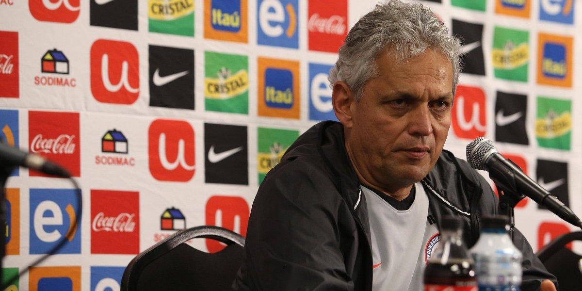 """Reinaldo Rueda también está preocupado por el King: """"Nos perjudica por lo que atraviesa Arturo Vidal"""""""