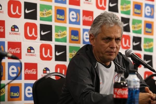 Vidal recordó el polémico rayado de Chile en Lima