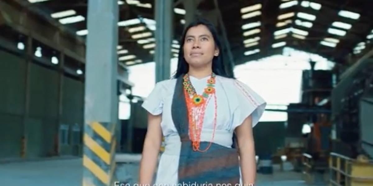 """Campaña busca eliminar uno de los significados de la palabra """"indio"""" en la RAE"""