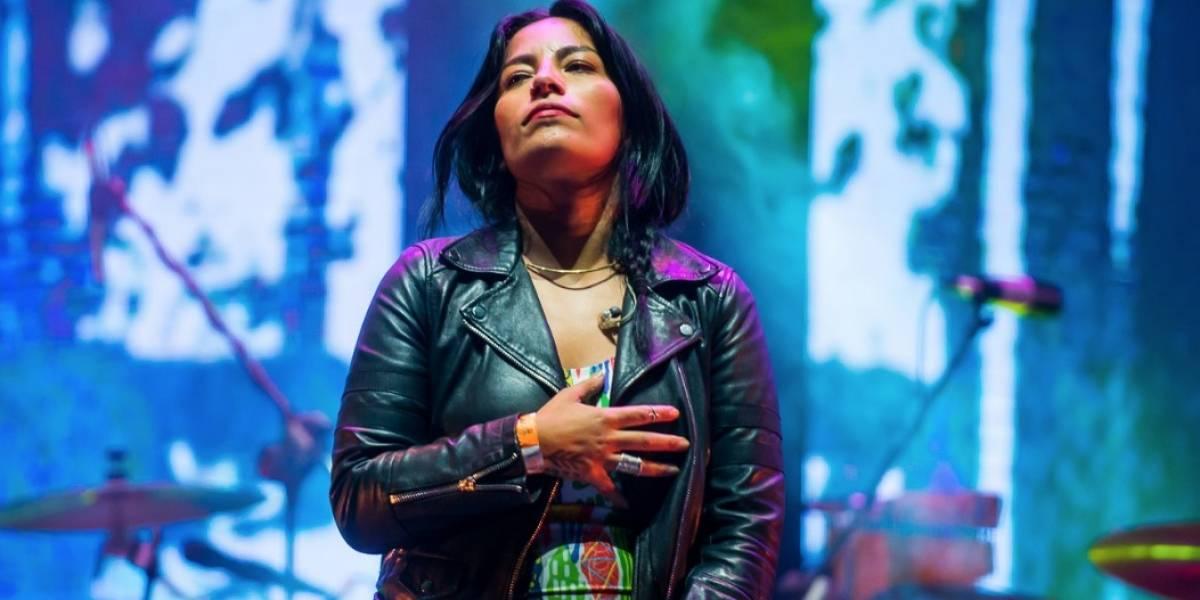 Ana Tijoux recibirá el Premio Icono del Rock Chileno en La Cumbre