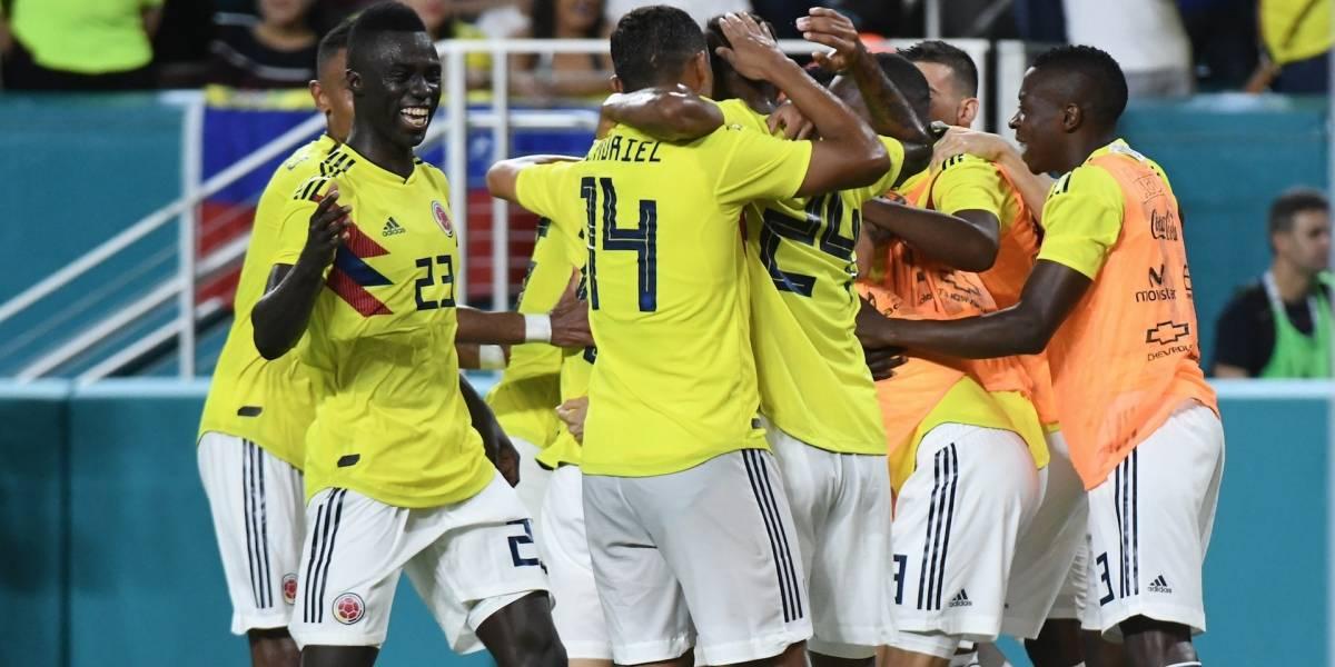 ¡Oficial! Confirmada la titular de Colombia para medir fuerzas ante Estados Unidos
