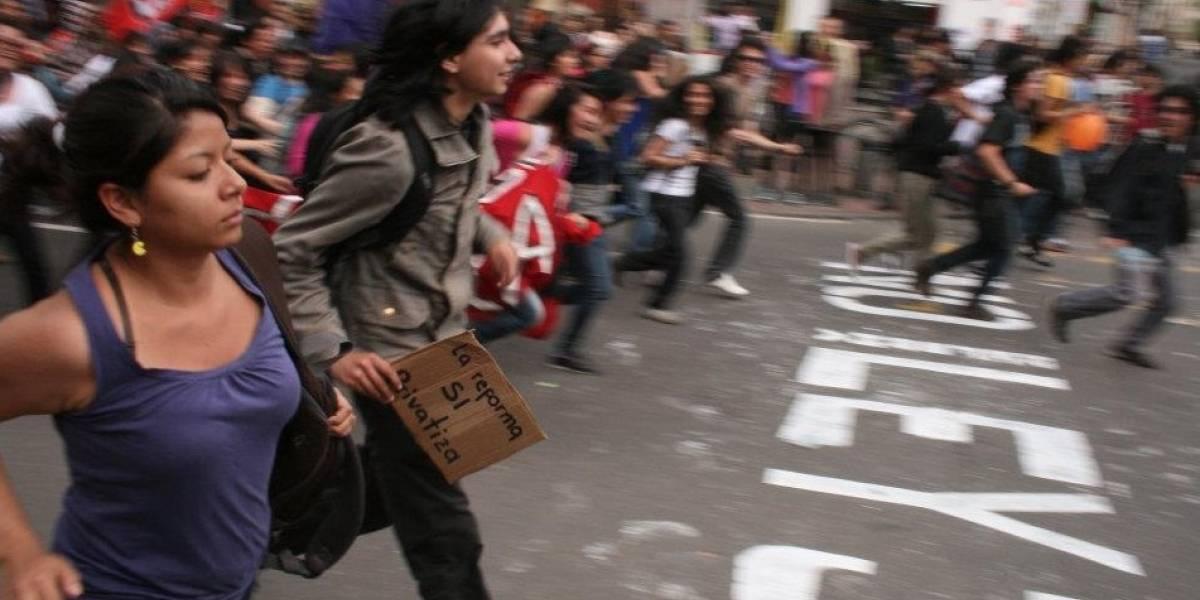 MinDefensa insiste en que no se permitirá vandalismo en protestas