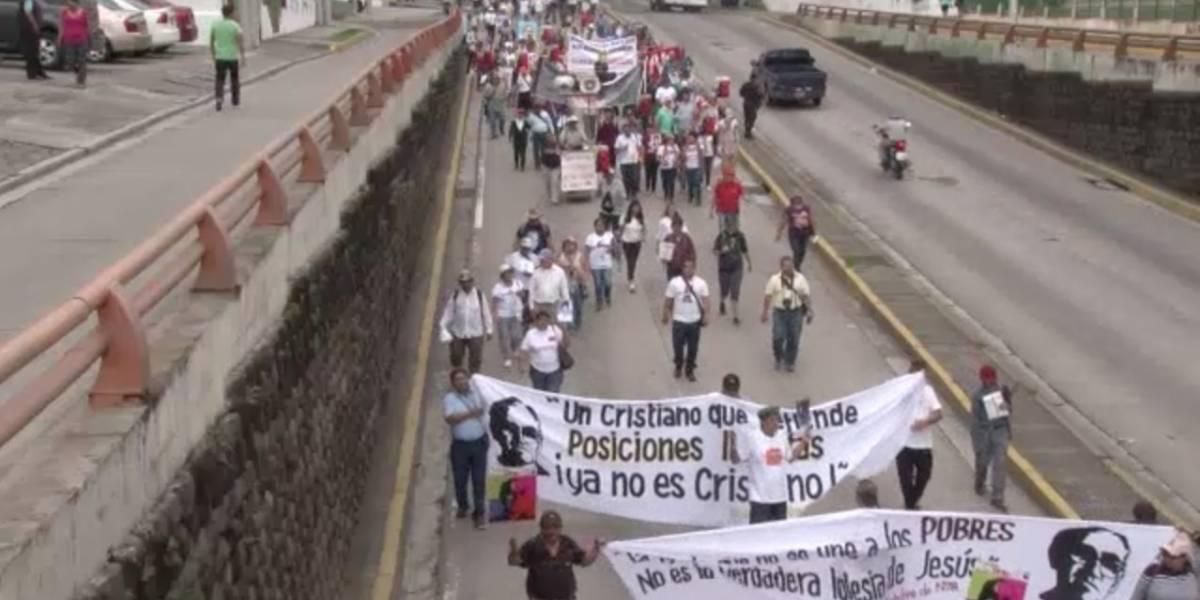 VIDEO. Piden juicio para los asesinos de Monseñor Romero