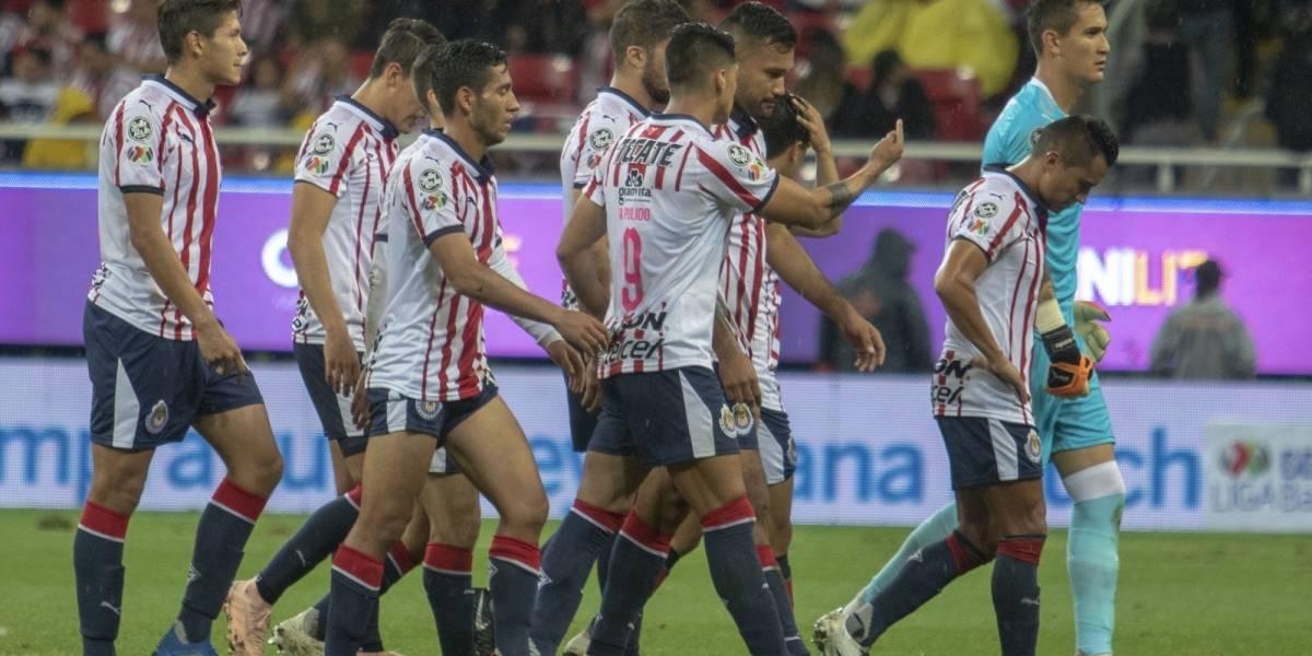 Chivas va por 10 puntos para aspirar a Liguilla