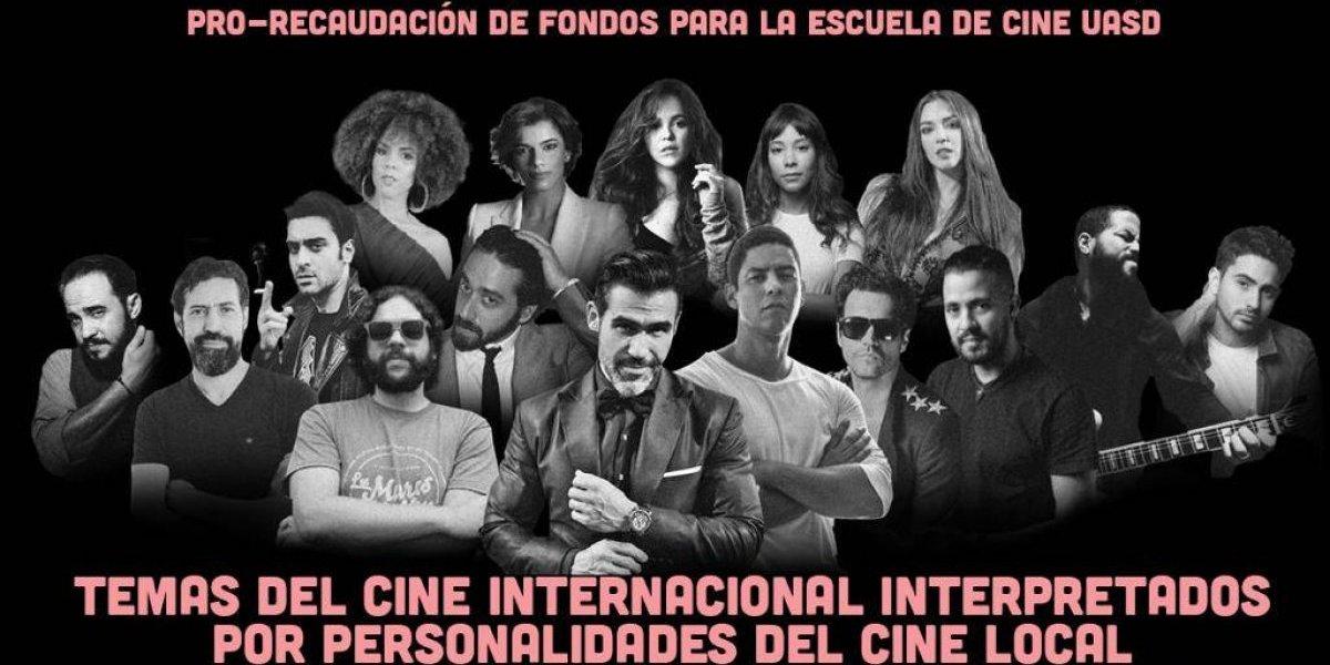 """Cineastas dominicanos anuncian """"Sauntrá Cinema Concert""""; será el jueves 1 de noviembre en Escenario 360"""