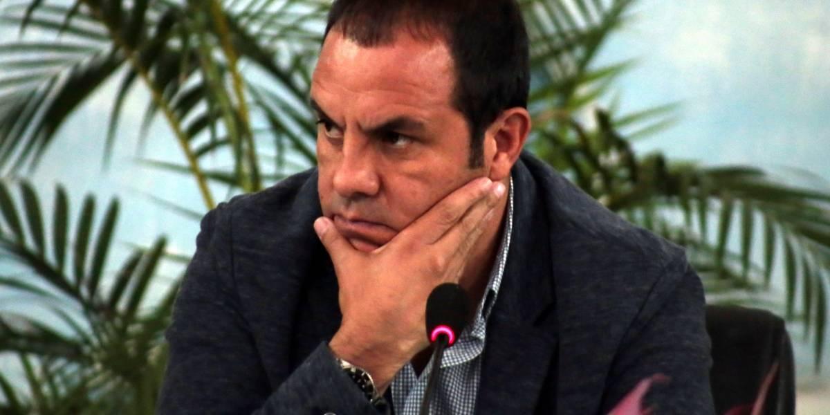 Cuauhtémoc Blanco condena asesinato de regidora electa de Mazatepec