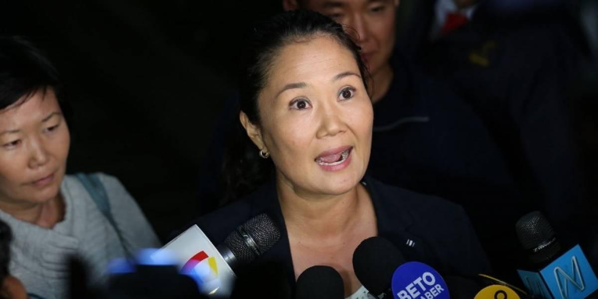 Perú: Detienen a Keiko Fujimori por lavado de activos