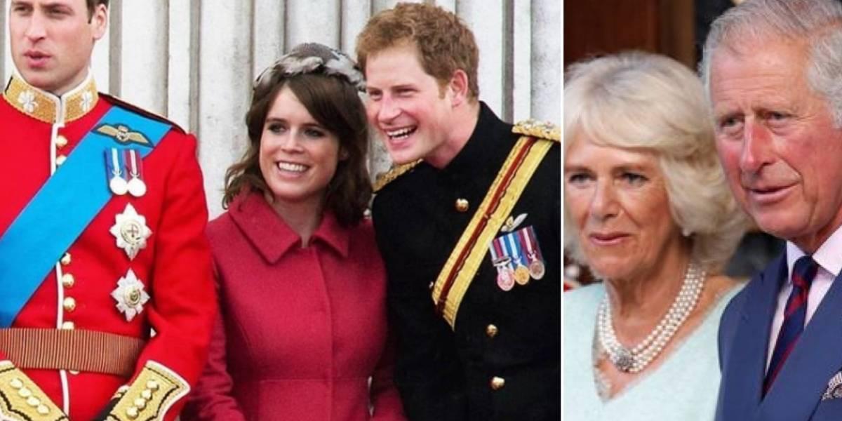 Por que Charles e Camilla Parker não irão ao casamento da princesa Eugenie, neta da rainha Elizabeth II?
