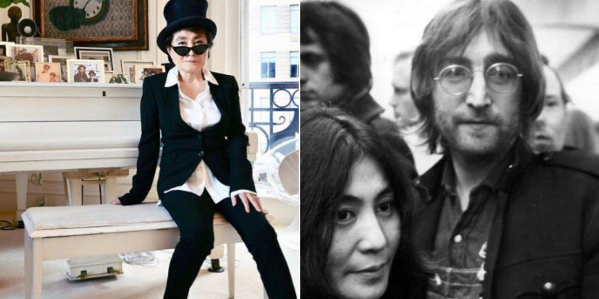 Yoko Ono apresenta nova versão de 'Imagine', música escrita por ela e John Lennon