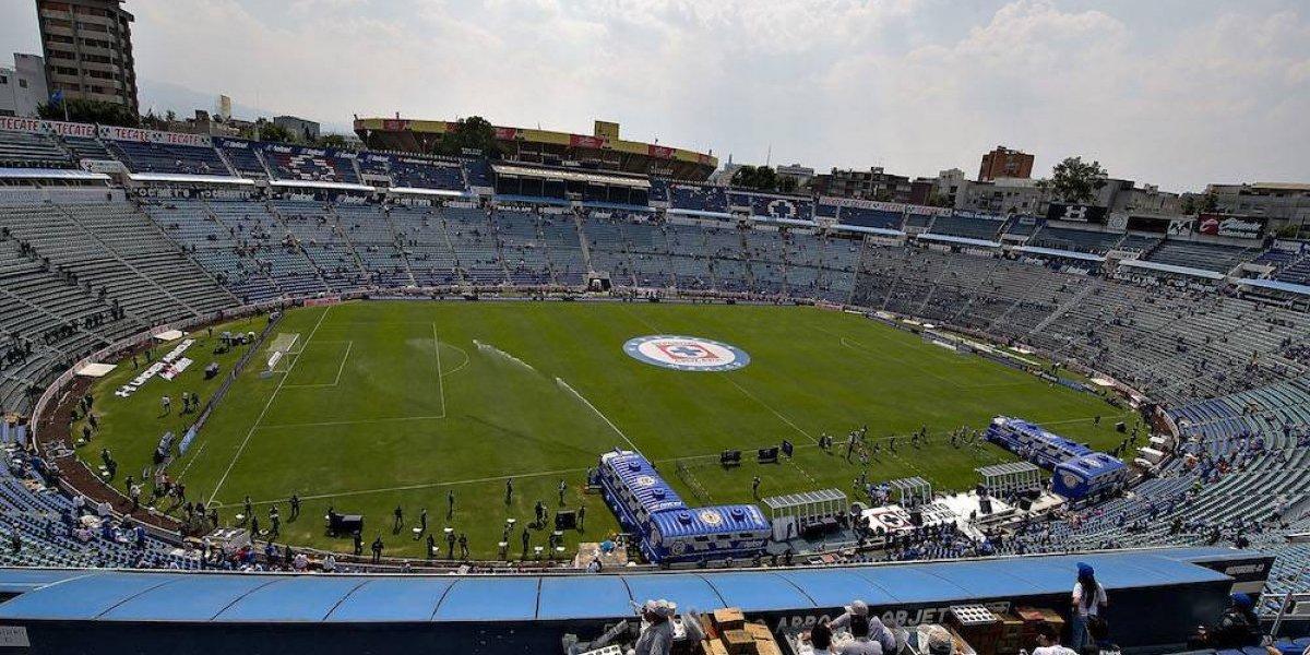Alcalde de Benito Juárez no permitirá construcción de centro comercial en estadio Azul