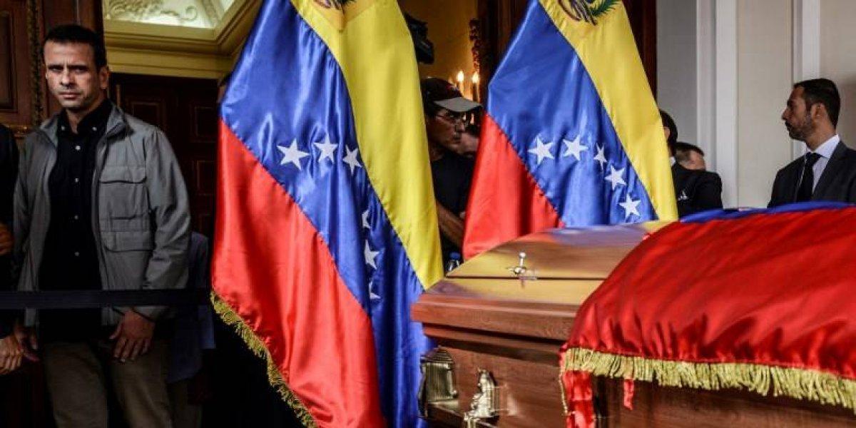 """EE. UU. condena """"implicación"""" de Venezuela en muerte de concejal opositor"""