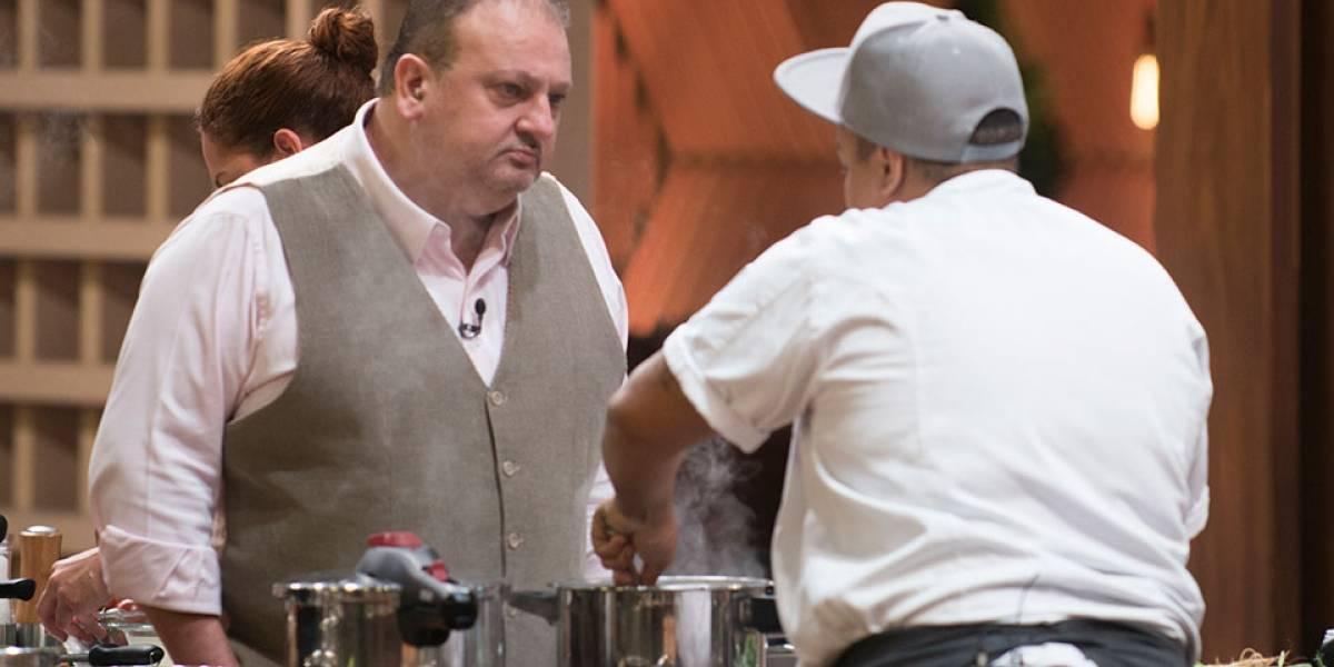 MasterChef Profissionais: Jacquin questiona economia de feijão no prato de Thales