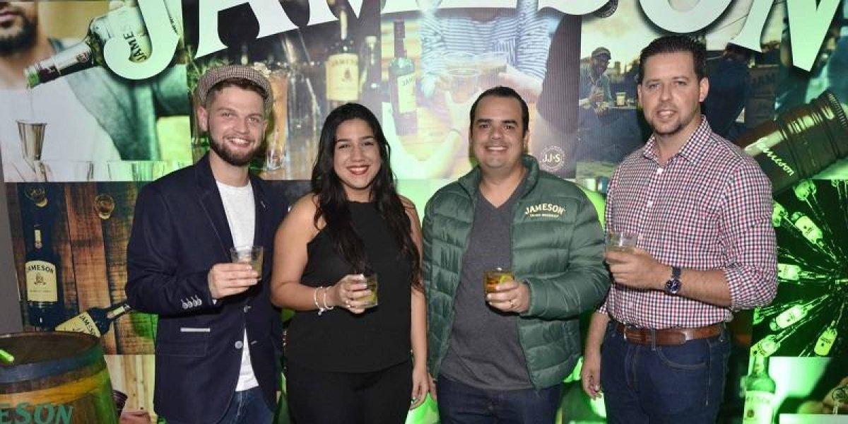 #TeVimosEn: Whisky Irlandés llega a conquistar a los dominicanos