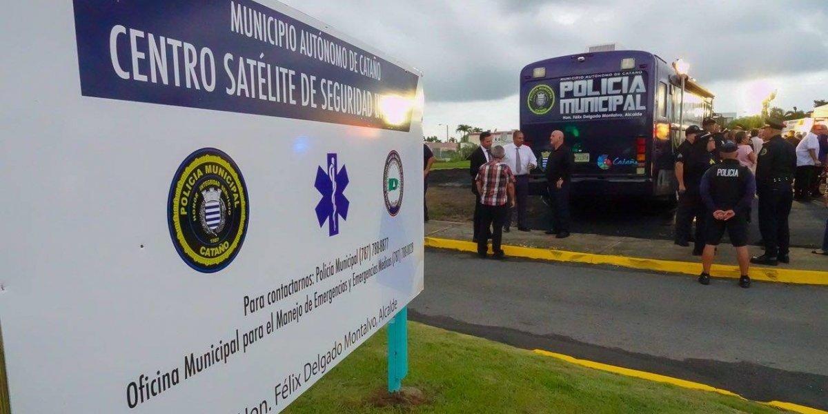 Cataño tiene su primer Centro Satélite de Seguridad Integrada