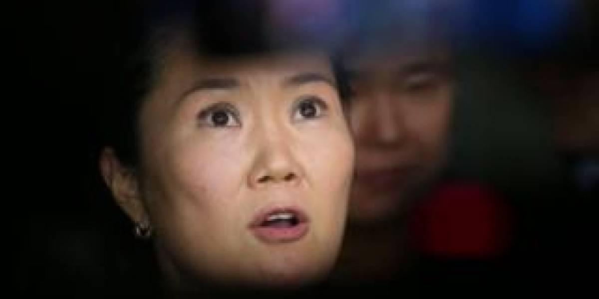 Keiko Fujimori arrestada por presunto lavado de activos