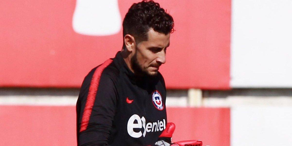 Gabriel Arias no vuelve a la Roja en el 2018 y arriesga perderse lo que resta de año en Racing