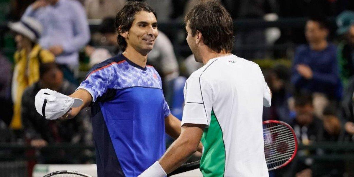 Julio Peralta y Horacio Zeballos vencieron a la mejor pareja del mundo en el dobles de Shanghai