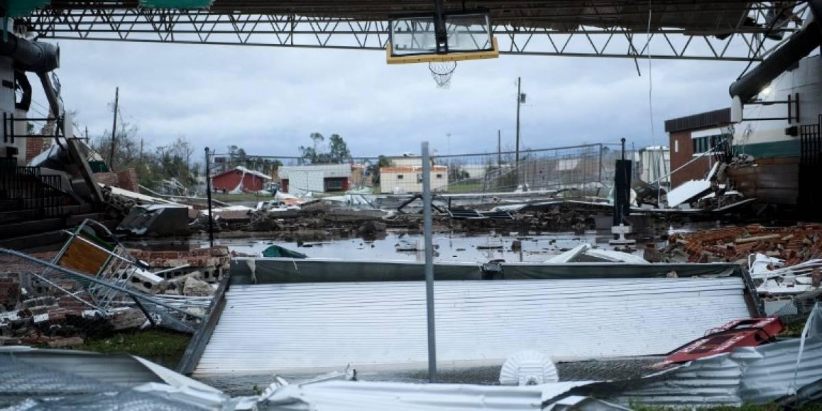 El huracán Michael deja un primer muerto en Florida