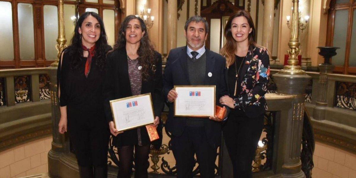 La historia en colegios vulnerables de los dos profesores de la Región Metropolitana finalistas del Global Teacher Prize 2018