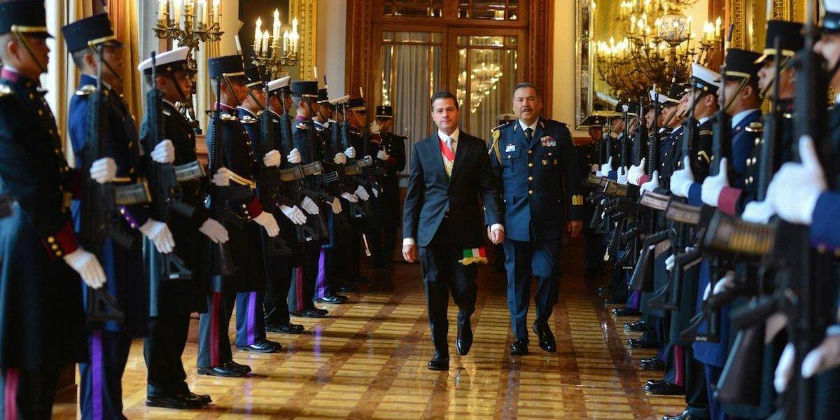 Estado Mayor Presidencial desaparecería el 1 de diciembre
