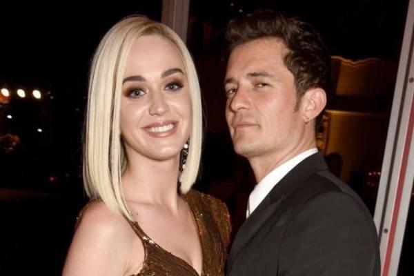 Katy y Orlando