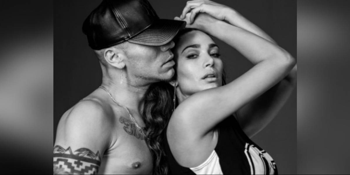 Las fotos que confirman el romance entre Lisandra Silva y Raúl Peralta