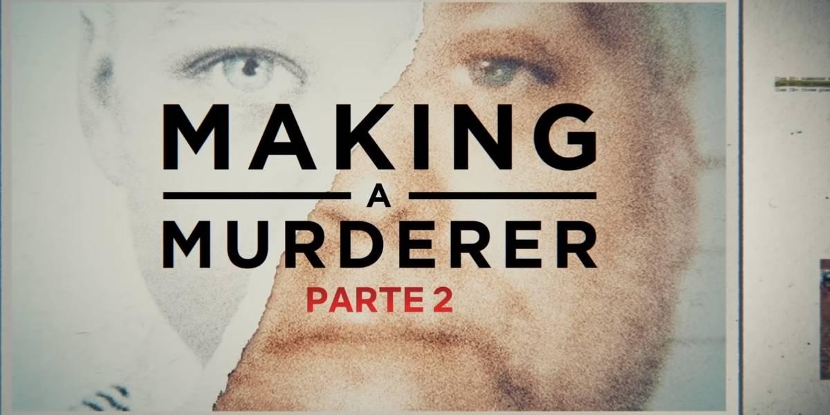 Netflix recibe demanda por Making a Murderer