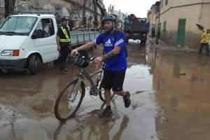 Inundaciones en Palma de Mallorca
