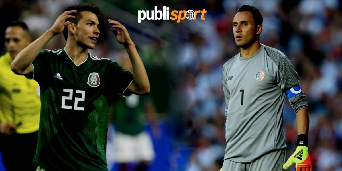 México vs Costa Rica, ¿dónde y a qué hora ver el partido?