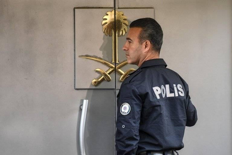 Periodista desaparecido en Estambul