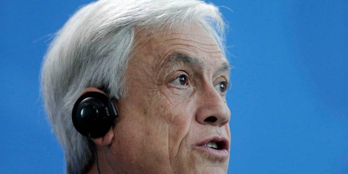 """Evo ya está aburriendo a Piñera con el tema del mar: Presidente pide """"que Bolivia abandone su absurda pretensión sobre territorio chileno"""""""