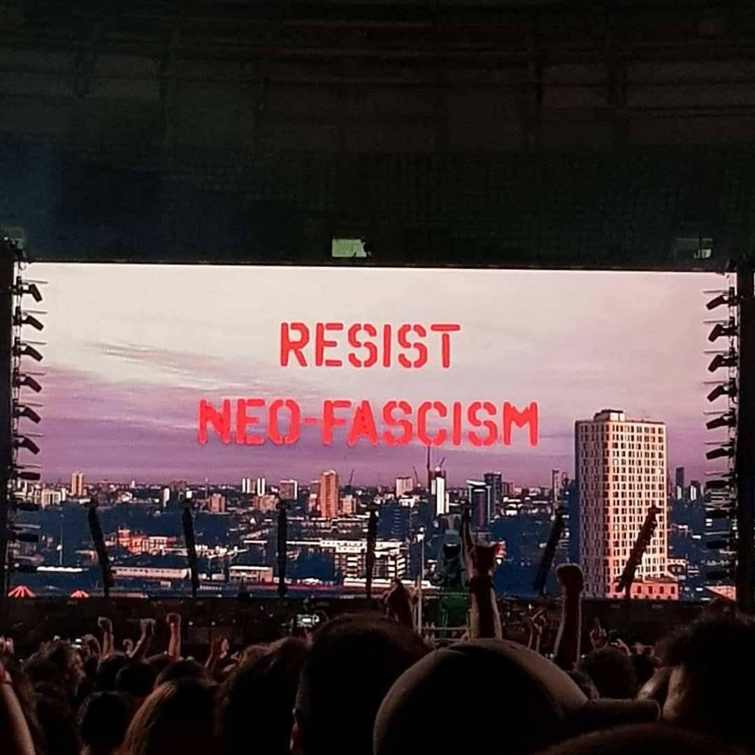 Roger Waters critico a Jair Bolsonaro