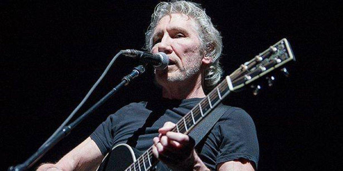 Roger Waters criticó a Jair Bolsonaro en concierto