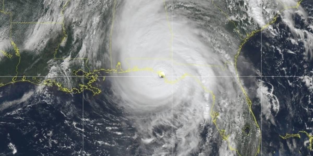 Huracán Michael aumenta su fuerza tras entrar a Florida