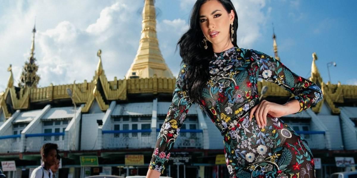 Miss Grand Puerto Rico necesita apoyo de sus compatriotas