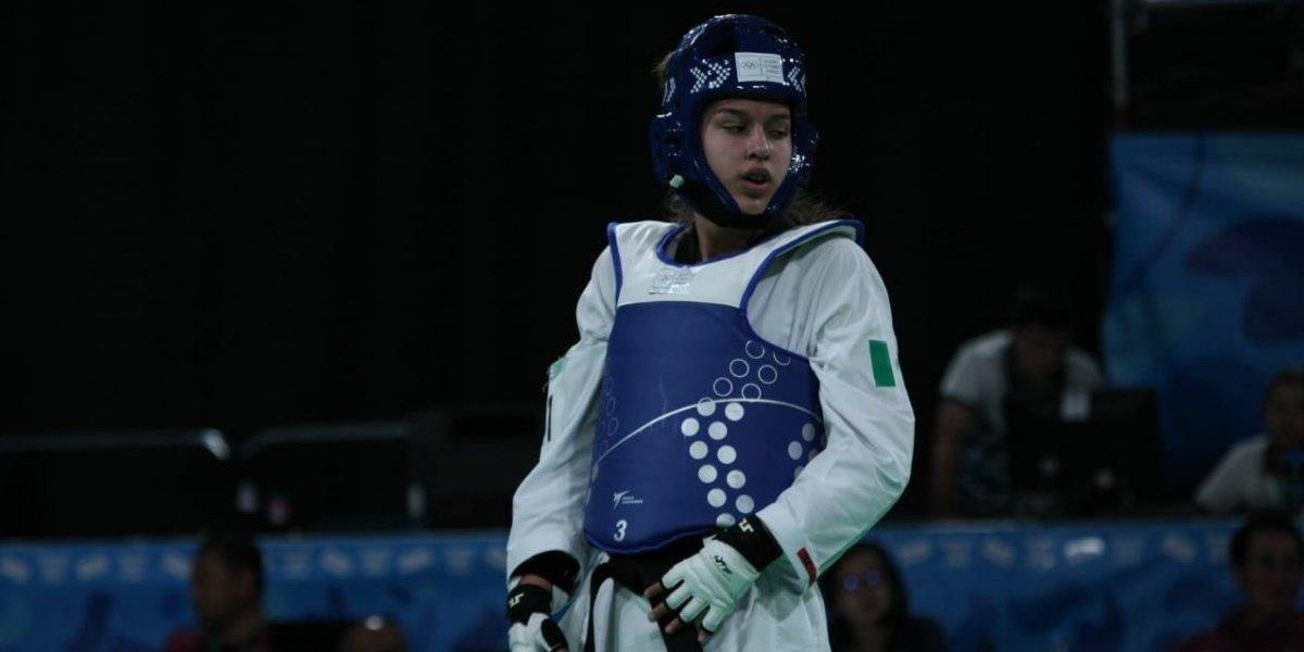 Leslie Soltero conquista otro bronce para México en taekwondo