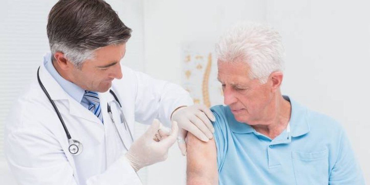 Alta incidencia de pulmonía bacteriana en adultos mayores de 65 años